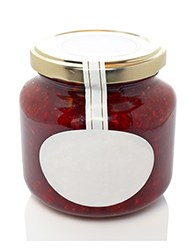 jam & jelly labels