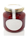 Custom Jam & Jelly Jar Label Templates