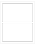 Rectangle Labels - Custom & Blank Templates