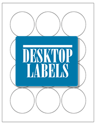 Desktop Labels 8225CR Template