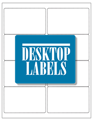Desktop Labels 3008 Template