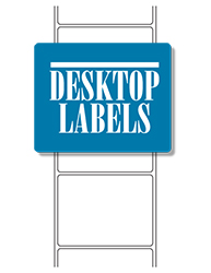 "4"" x 3"" Industrial White Direct Thermal Labels FLDT4x3"
