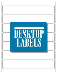 Desktop Labels 8207 Template
